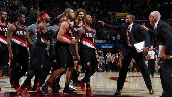 Video - Trail Blazers Are For Real