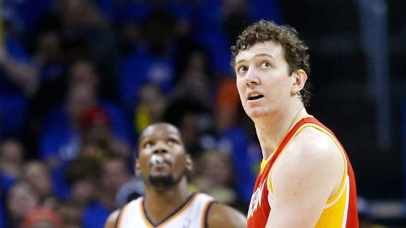 Video - Rockets Not Trading Omer Asik