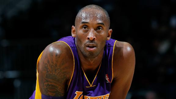 Kobe Bryant Expected To Miss Six Weeks