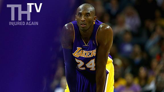 5-on-5: Kobe's future after latest injury?