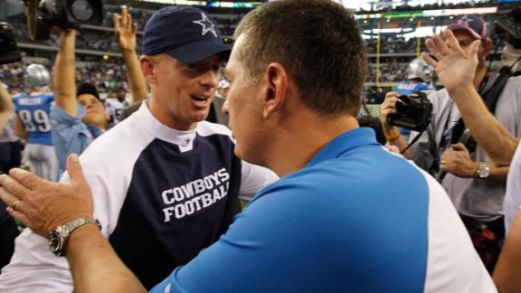 Cowboys coaches fear firings, source says