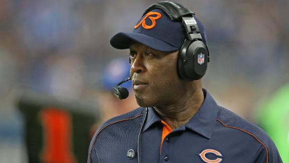 Video - Texans Interview Lovie Smith