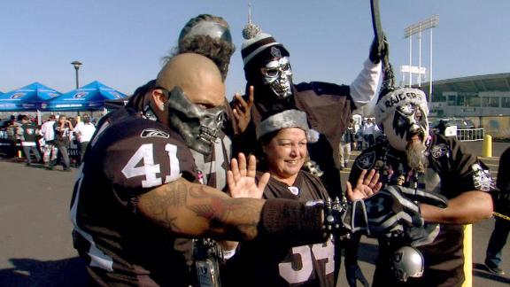 Video - No Spain, No Game: Oakland Raiders