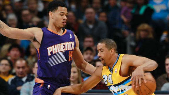 Video - Suns Rally Past Nuggets
