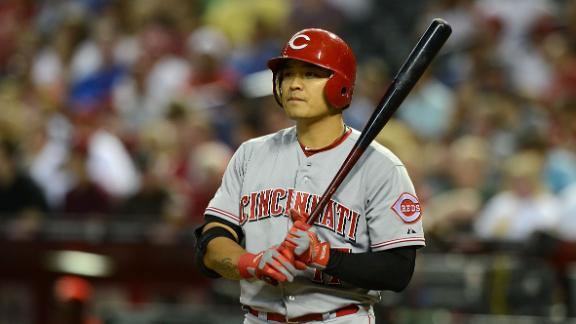 Rangers Reach Deal With OF Choo