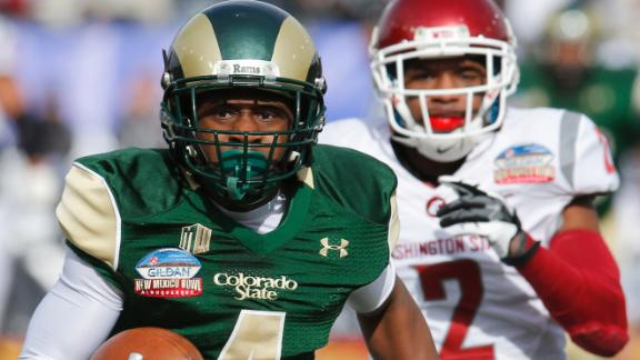Colorado State Stuns Wazzu In Thriller