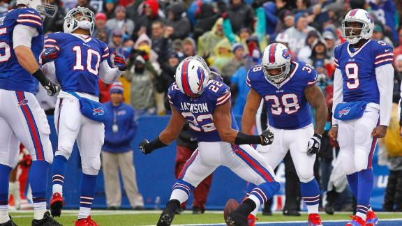 Bills damage Fins' playoff hopes with shutout