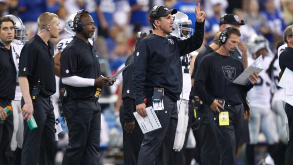 Report: Raiders rejected Dennis Allen's request to extend assis…
