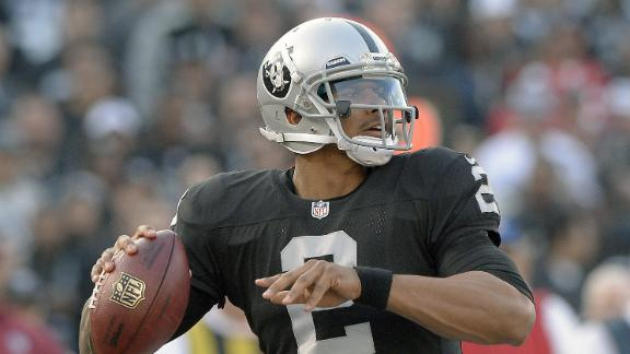 Video - Raiders To Start Pryor In Season Finale