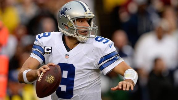 Romo to miss rest of season, source says
