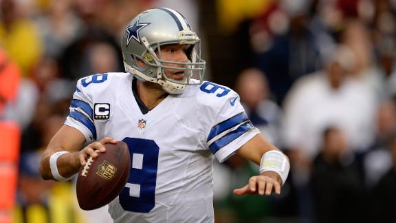 Romo gets epidural injection, sources say
