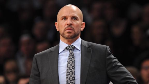 Kidd says sagging Nets 'comfortable with losing'