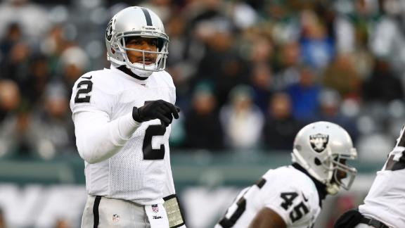 Allen backs Pryor, blasts claims from agent