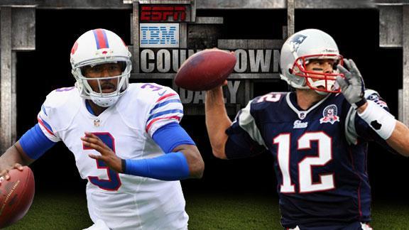 Video - Inside Edge: Bills at Patriots