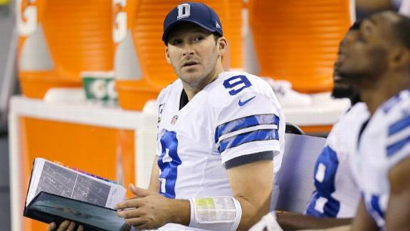 Romo still getting treatment, misses practice