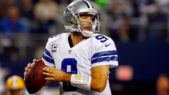 Video - Tony Romo Underwent Back Surgery