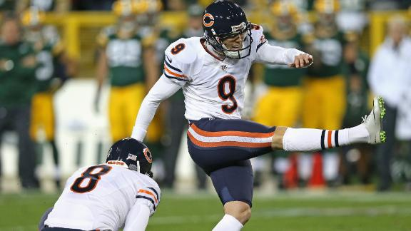 Video - Robbie Gould Gets Four-Year Extension