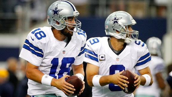 Video - Kyle Orton A Capable Backup