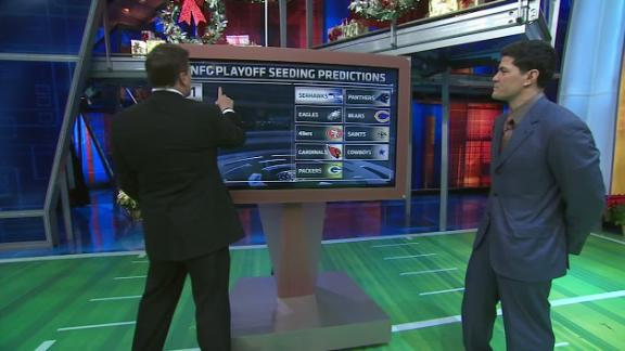 Video - NFC Playoff Seeding Predictions