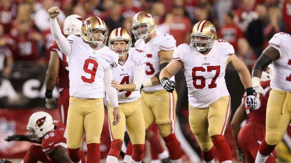 Video - Dawson Wins It For 49ers