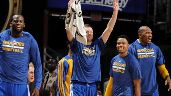 Video - Warriors Sink Cavs In OT