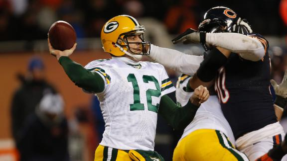 Video - Packers Take NFC North Crown In Thriller
