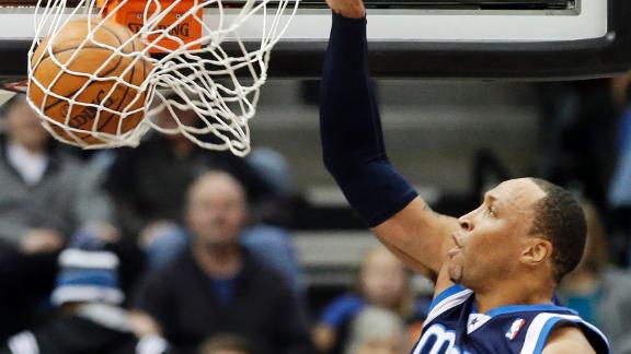 Video - Mavericks Squeak Past Timberwolves