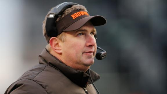 Chudzinski fired by Browns after 1 season