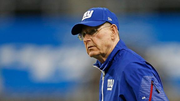 Giants owner wants Coughlin back in 2014