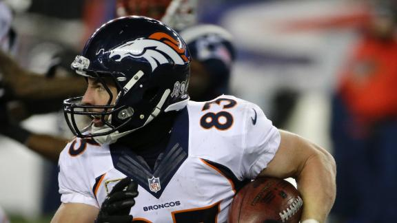 Welker cleared to return from concussion