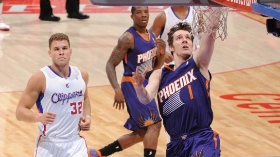 Dragic, Green lead Suns in rout of Clippers