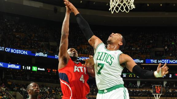 Video - Hawks Rally To Edge Celtics