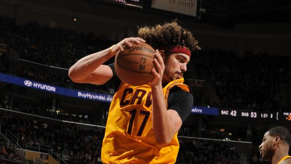 Video - Cavaliers Rally For OT Win