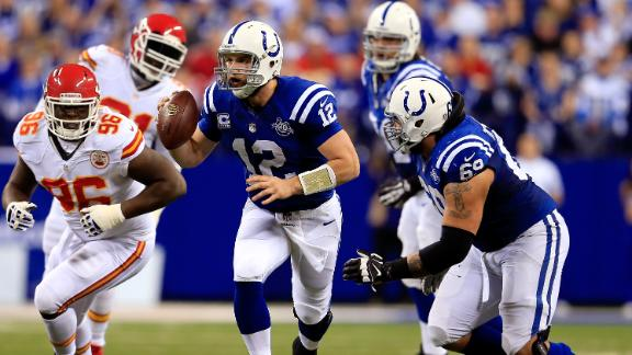 Video - Colts Pull Off Historic Comeback