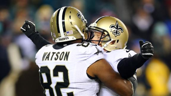 Video - Saints Win On Field Goal