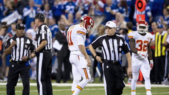Video - Upon Further Review: Chiefs vs. Colts