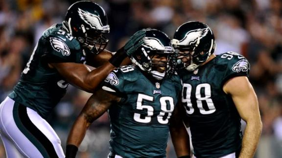 Video - The Eagles' Predators Defense