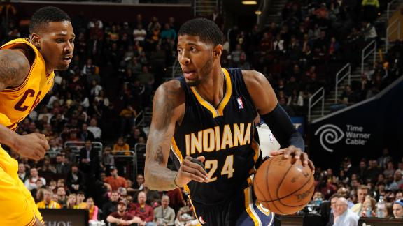 Pacers hold off late rally to put away Cavs