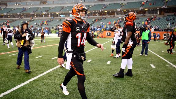 Lewis backs Dalton following playoff flop
