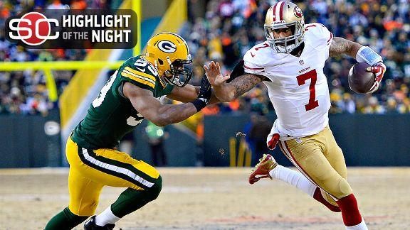Video - 49ers Edge Packers On Late Field Goal