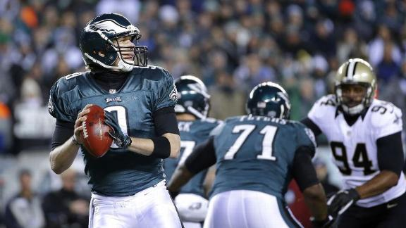 Video - Foles Not Worried About Franchise Label