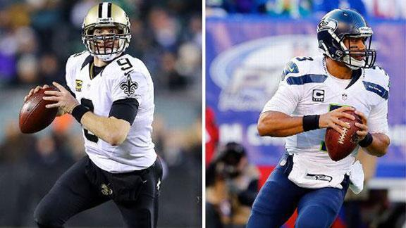 For Seahawks and Saints, a lot can change in five weeks