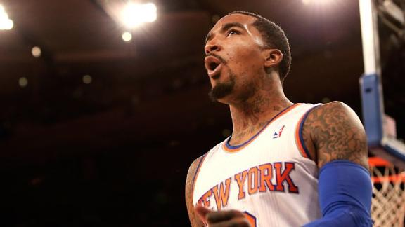 New York Knicks explore J.R. Smith trade scenarios