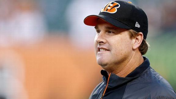 Redskins hire Jay Gruden as coach