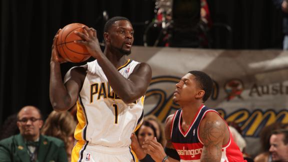 Video - Pacers Pull Away From Wizards