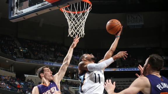 Video - Grizzlies Claw Past Suns