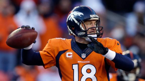 Broncos top Chargers, reach AFC title game