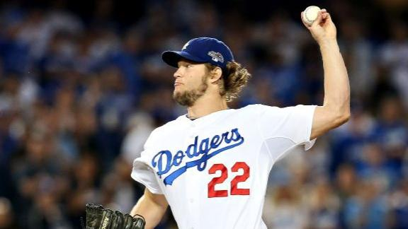 Source: L.A. wants Kershaw deal by Friday