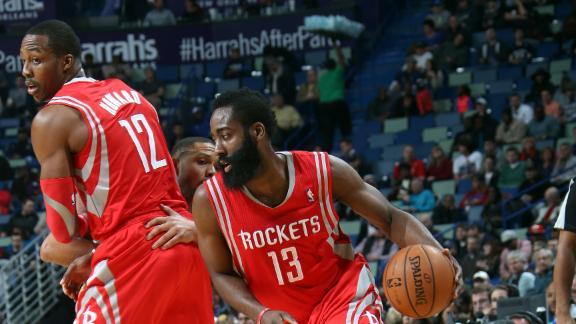 Video - Rockets Surge Past Pelicans