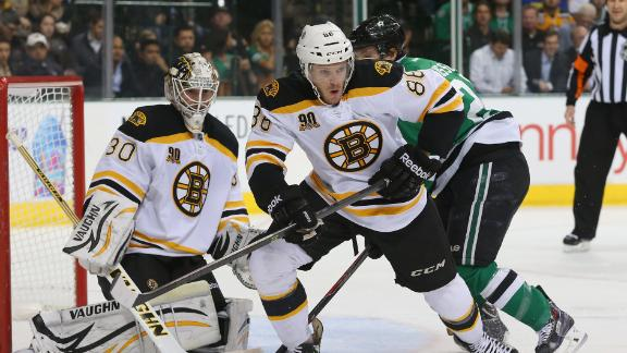 Video - Bruins Double Up Stars